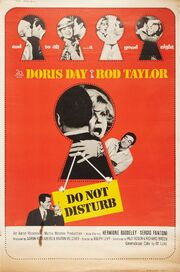 1965 - Do Not Disturb Movie Poster