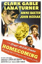 1948 - Homecoming Movie Poster