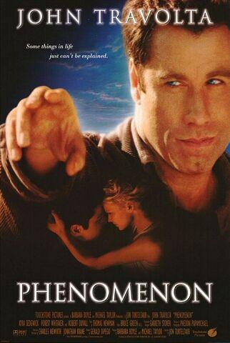 File:1996 - Phenomenon Movie Poster.jpg