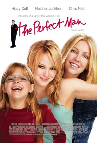File:2005 - The Perfect Man Movie Poster.jpg