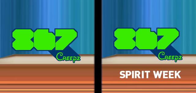 File:867 Creepz Spirit Week Logos (REDO, AGAIN).png