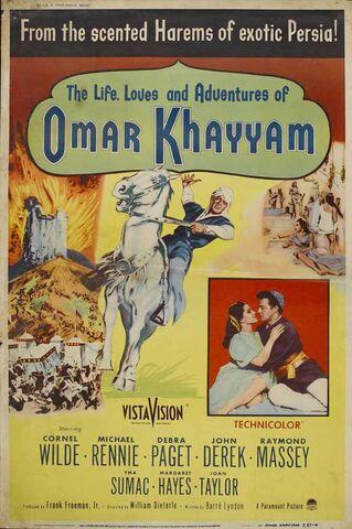 File:1957 - Omar Khayyam Movie Poster.jpg