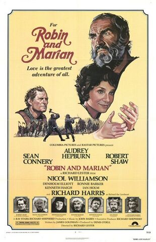 File:1976 - Robin and Marian Movie Poster.jpg