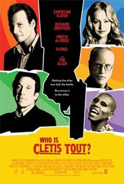 2002 - Who Is Cletis Tout Movie Poster