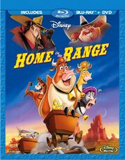 Home On The Range Bluray