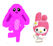 Marie and My Melody