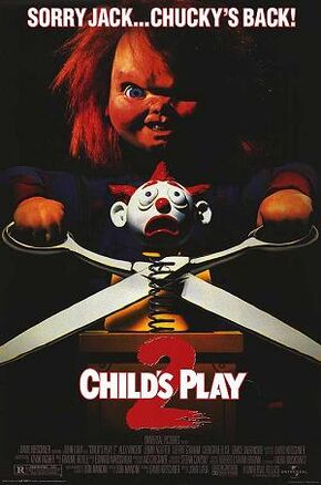 Poster - Child's Play 2 (1990)