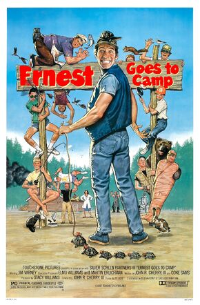 1987 - Ernest Goes to Camp