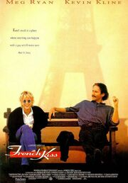 1995 - French Kiss Movie Poster