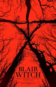 2016 - Blair Witch Movie Poster