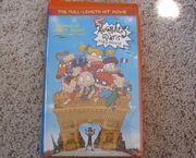 Rugrats in Paris VHS