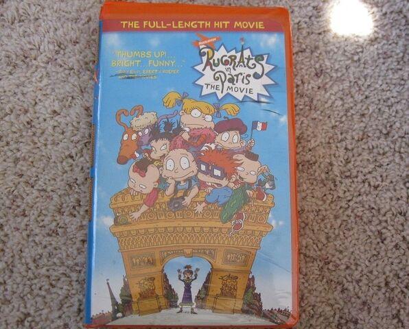File:Rugrats in Paris VHS.JPG