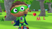 Super Why on PBS Kids Promo