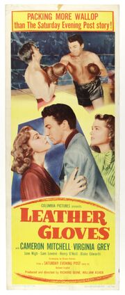 1948 - Leather Gloves Movie Poster