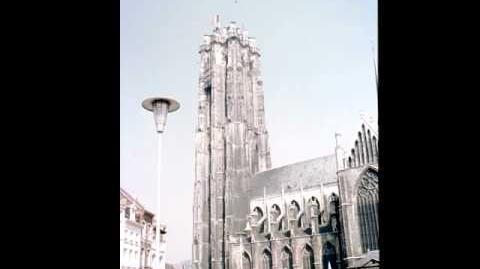 Sint-Romboutstoren Hoe de rammel klonk in 1952