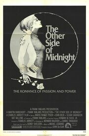 1977 - The Other Side of Midnight Movie Poster