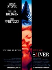 1993 - Sliver Movie Poster