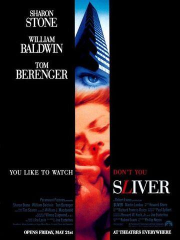 File:1993 - Sliver Movie Poster.jpg
