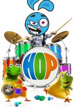 Hop poster