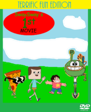 SwaySway's 1st Movie Terrific Fun Edition DVD