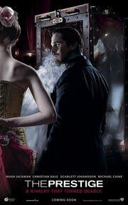 2006 - The Prestige Movie Poster
