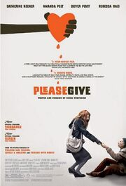 2010 - Please Give Movie Poster