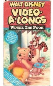 Winnie the Pooh Video-A-Longs