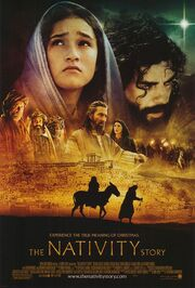 2006 - The Nativity Story Movie Poster
