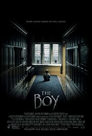 2016 - The Boy Movie Poster