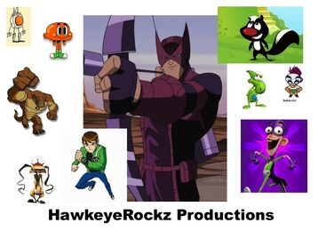 HawkeyeRockz Productions
