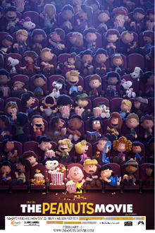 The Peanuts Movie (1998) Theatrical Poster