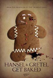 2013 - Hansel & Gretel Get Baked Movie Poster