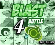 Blast Battle 4 logo