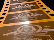 MGM UA Jackie Filmstrips