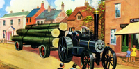 Trevor the Traction Engine/Gallery
