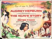 1959 - The Nun's Story Movie Poster