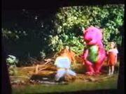 Barneys great adventure promo