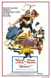 Sleeper 1973 Movie Poster