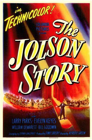 File:1946 - The Jolson Story Movie Poster.jpg