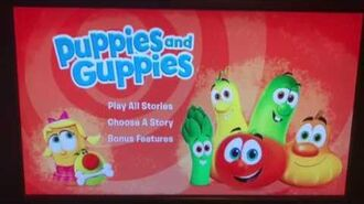 Opening to VeggieTales in the House Puppies and Guppies 2016 DVD