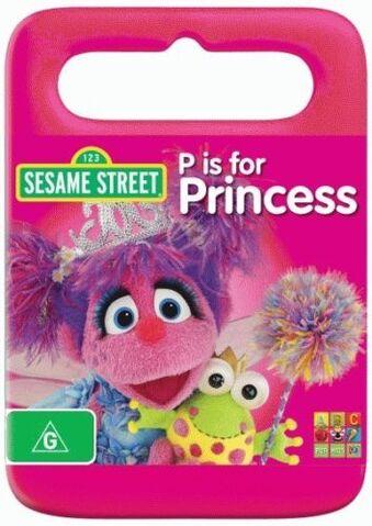 File:P is for princess australian dvd.jpg
