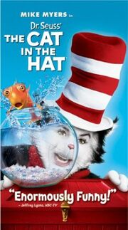 The cat in the hat vhs