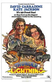 1977 - Thunder and Lightning Movie Poster