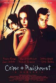 2000 - Crime and Punishment in Suburbia Movie Poster