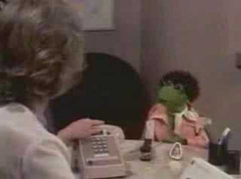 File:Kermit in groovy hipster clothing in The Muppets Take Manhattan Preview.jpg