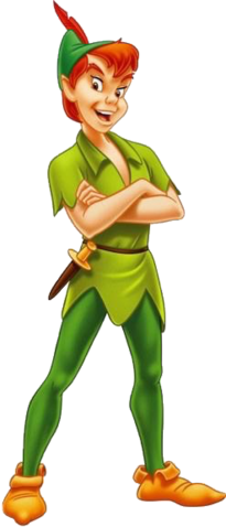 File:Peter Pan Transparent.png