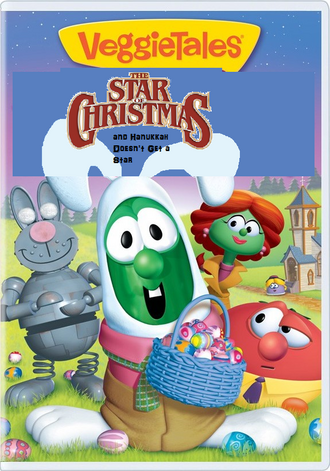 Star of Christmas and Hanukkah Doesn't Get a Star DVD cover