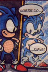 'Sonic's Shoes'