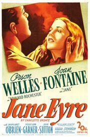 1944 - Jane Eyre Movie Poster