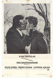 1968 - The Brotherhood Movie Poster